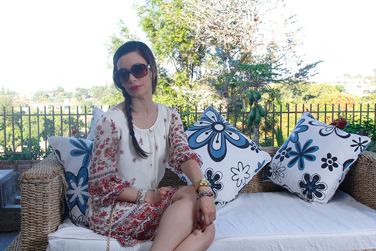 Fashion - Feeling Kind Of Hippie by Sonia Valdés