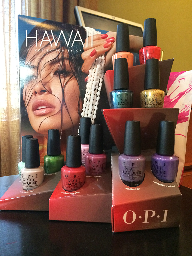 Beauty - Hawaii by OPI by Sonia Valdés